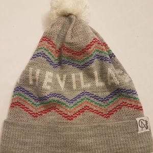 """The Tuck Shop Knitted Toque """"The Village""""…"""